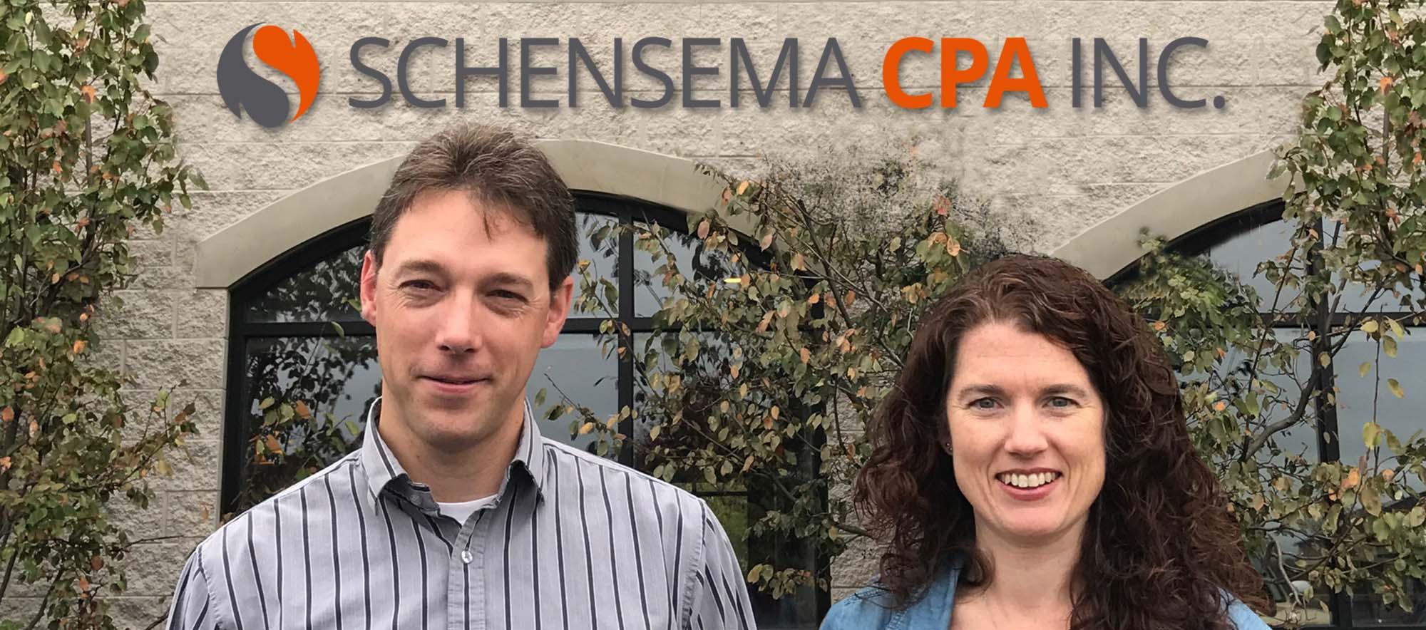Schensema CPA West Bend